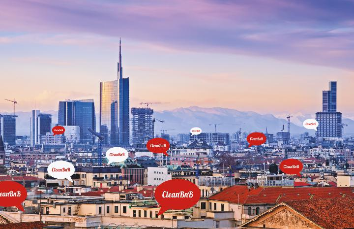 Cleanbnb Lombardia