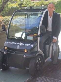 Emanuele Frazzini ElectricCarRental