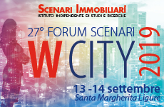 Forum Scenari Immobiliari 2019 banner