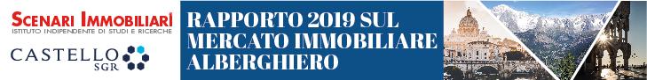Rapporto Alberghi 2019 Scenari Immobiliari