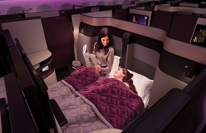 LaQSuite QatarAirways