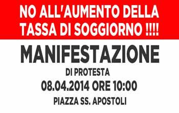 Federalberghi Roma contro la tassa di soggiorno