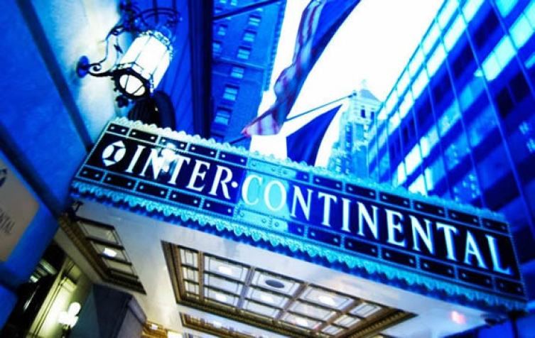 IHG completa la cessione dell'InterContinental New York Barclay