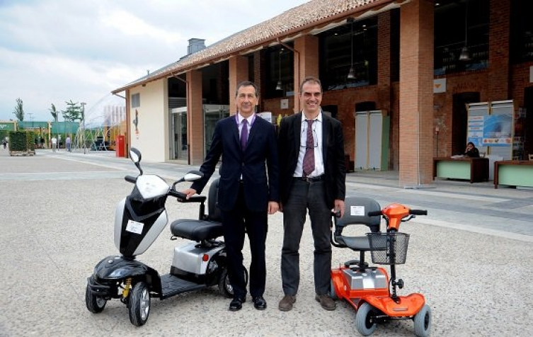 Inaugurato il mobility center di Expo 2015