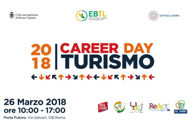 Career Day Turismo 2018, Roma