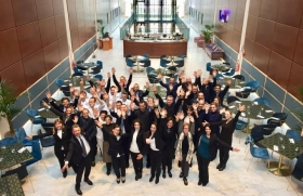 Staff, Double Tree by Hilton Torino Lingotto