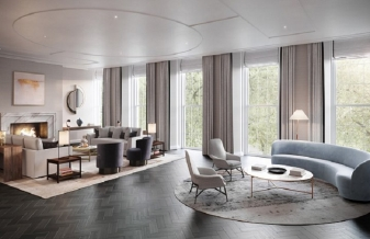 Il business delle residenze private Four Seasons