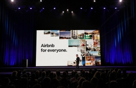 Brian Chesky, Co-Founder e CEO Airbnb, San Francisco 2018
