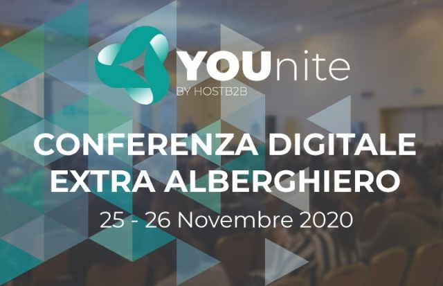 YOUnite, conferenza extralberghiero