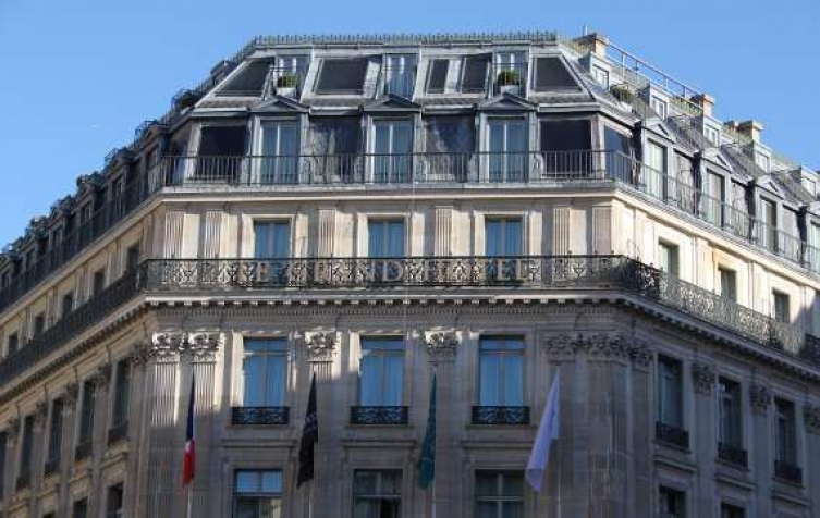 InterContinental Parigi - Le Grand Hotel venduto per €330 milioni