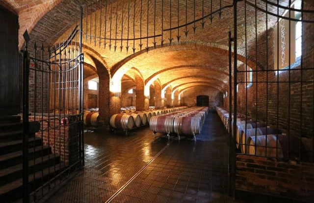 Le cantine diventano esperienze con the grand wine tour e for Planimetrie artistiche con cantina
