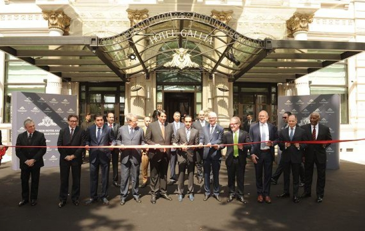 The Luxury Collection Hotels & Resorts riapre Palazzo Gallia a Milano
