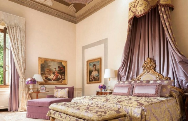 Four Seasons Hotel Firenze, Royal Suite della Gherardesca