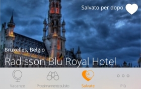 La nuova app italiana di Secret Escapes