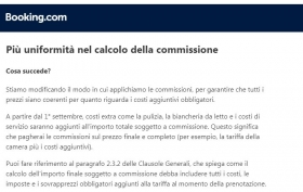 Affitti Brevi: Property Managers Italia vs Booking.com