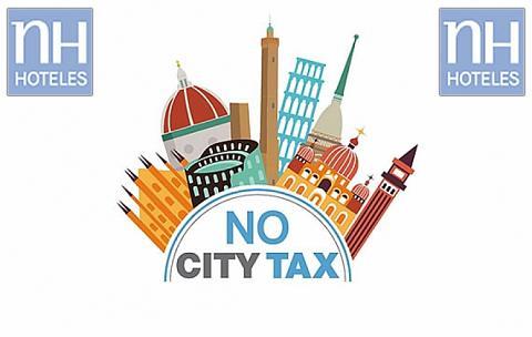 NO CITY TAX: NH hotels paga la tassa di soggiorno ai suoi ospiti